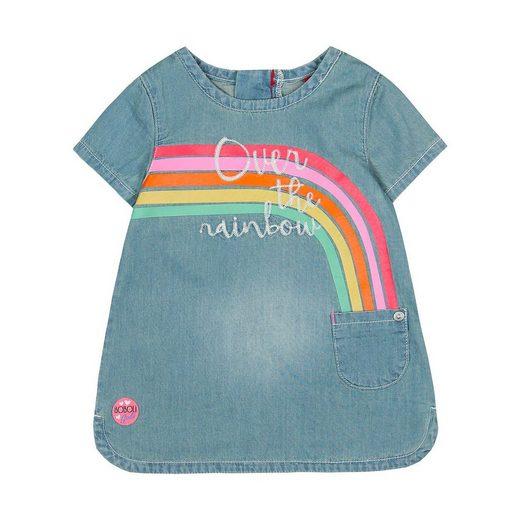 BÓBOLI BARCELONA Baby Jeanskleid für Mädchen