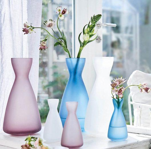 LEONARDO Vase 28 cm satiniert »Milano«