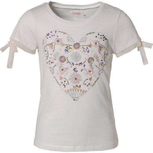 Billieblush T-Shirt mit Pailletten für Mädchen