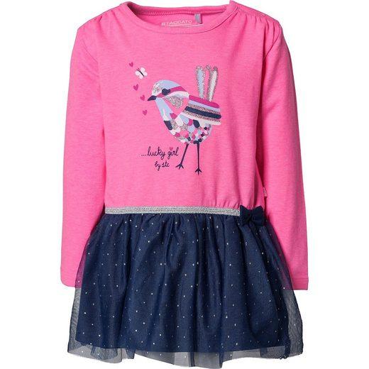 STACCATO Baby Jerseykleid für Mädchen