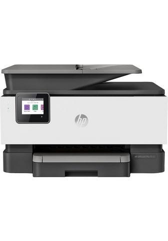 HP OfficeJet Pro 9010 All-in-One-Drucker ...