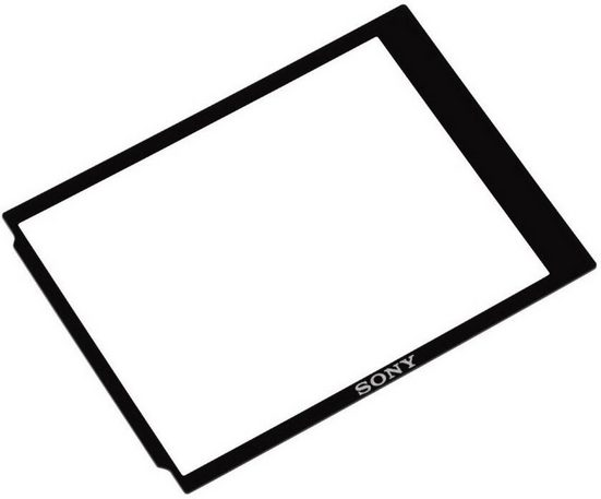 Sony Folie »Schutzfolie PCK-LM15«