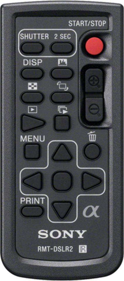 Sony Fernbedienung »RMT-DSLR2 Kabellose Fernbedienung«