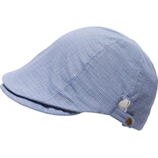 Sterntaler® Schiebermütze mit UV-Schutz 50+ für Jungen