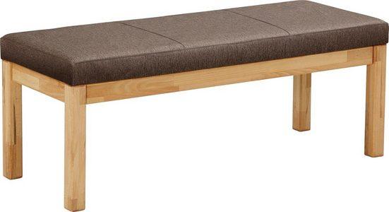 Sitzbank »Roberto«, Massivholz