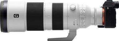 Sony »SEL-200600G Super-Telezoom-Objektiv« Objektiv, (Vollformat, E-Mount, 200-600 mm F5.6-6.5)