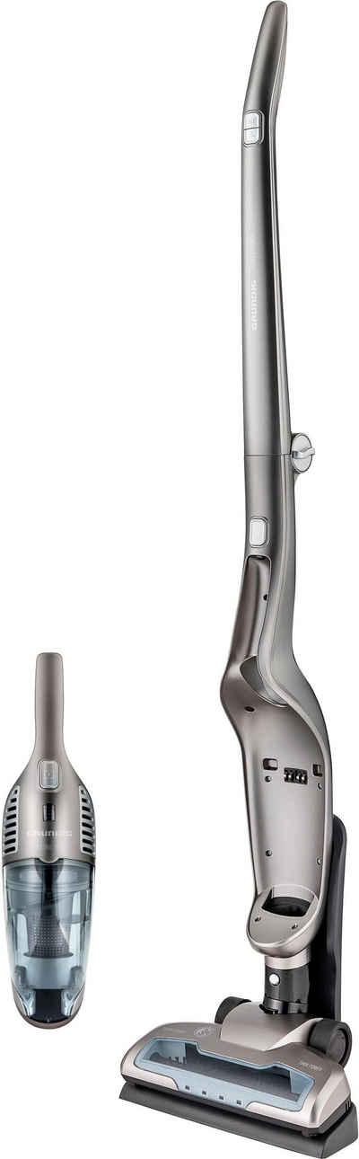 Grundig Akku-Stielstaubsauger VCH 9832, beutellos
