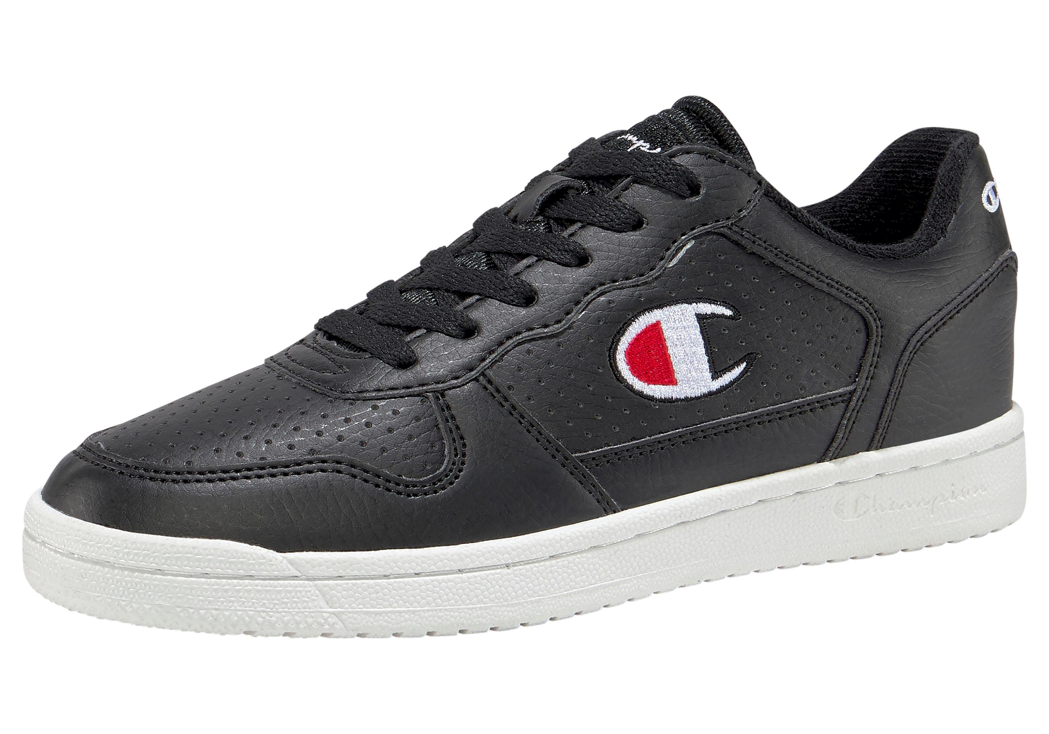 Champion »CHICAGO LOW« Sneaker, Strapazierfähiges Obermaterial aus Synthetik online kaufen   OTTO