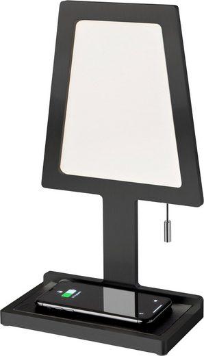 SOMPEX LED Tischleuchte »Steve-Phone«, 1-flammig, mit induktiver Ladefunktion, gemäß QI-Standard
