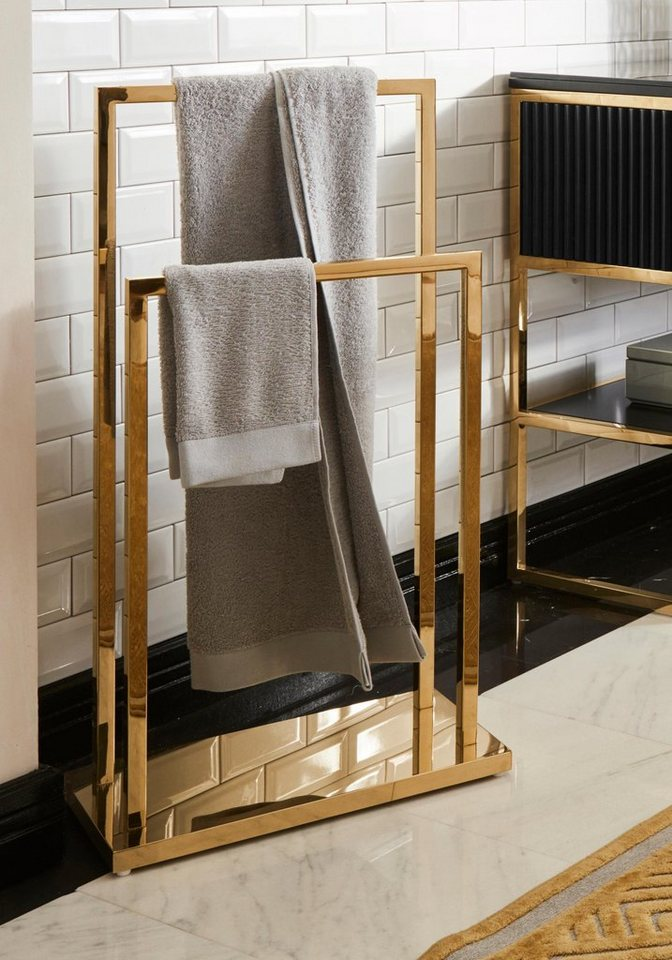 Guido Maria Kretschmer Home&Living Handtuchhalter Passau aus Edelstahl online kaufen