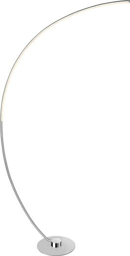 SOMPEX LED Stehlampe »Curve«