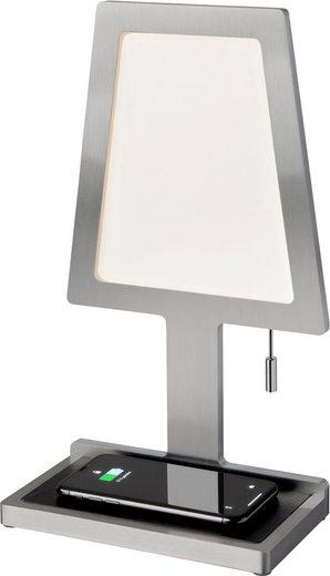 SOMPEX LED Tischleuchte »Steve-Phone«, mit induktiver Ladefunktion, gemäß QI-Standard
