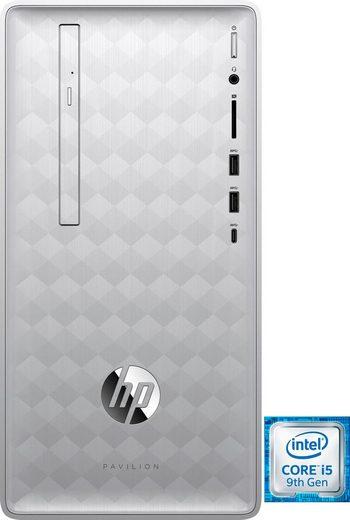 HP HP 590-p0590ng PC (Intel Core i5, GTX 1050, 8 GB RAM, 256 GB SSD)