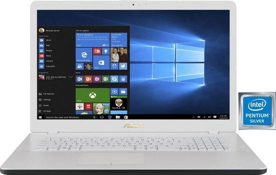 Asus VivoBook 17 R702MA Notebook (43,9 cm/17 Zoll, Intel Pentium Silber, 1000 GB HDD)