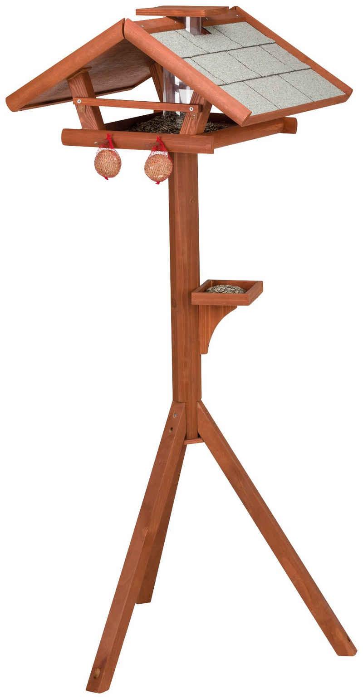 TRIXIE Vogelhaus, BxTxH: 53x53x28 cm, mit Ständer 140 cm