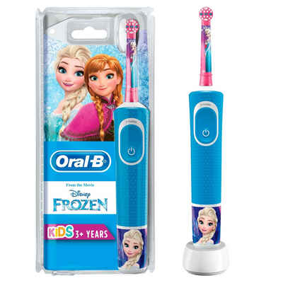 Oral B Elektrische Kinderzahnbürste Frozen Elektrische, Aufsteckbürsten: 1 St.