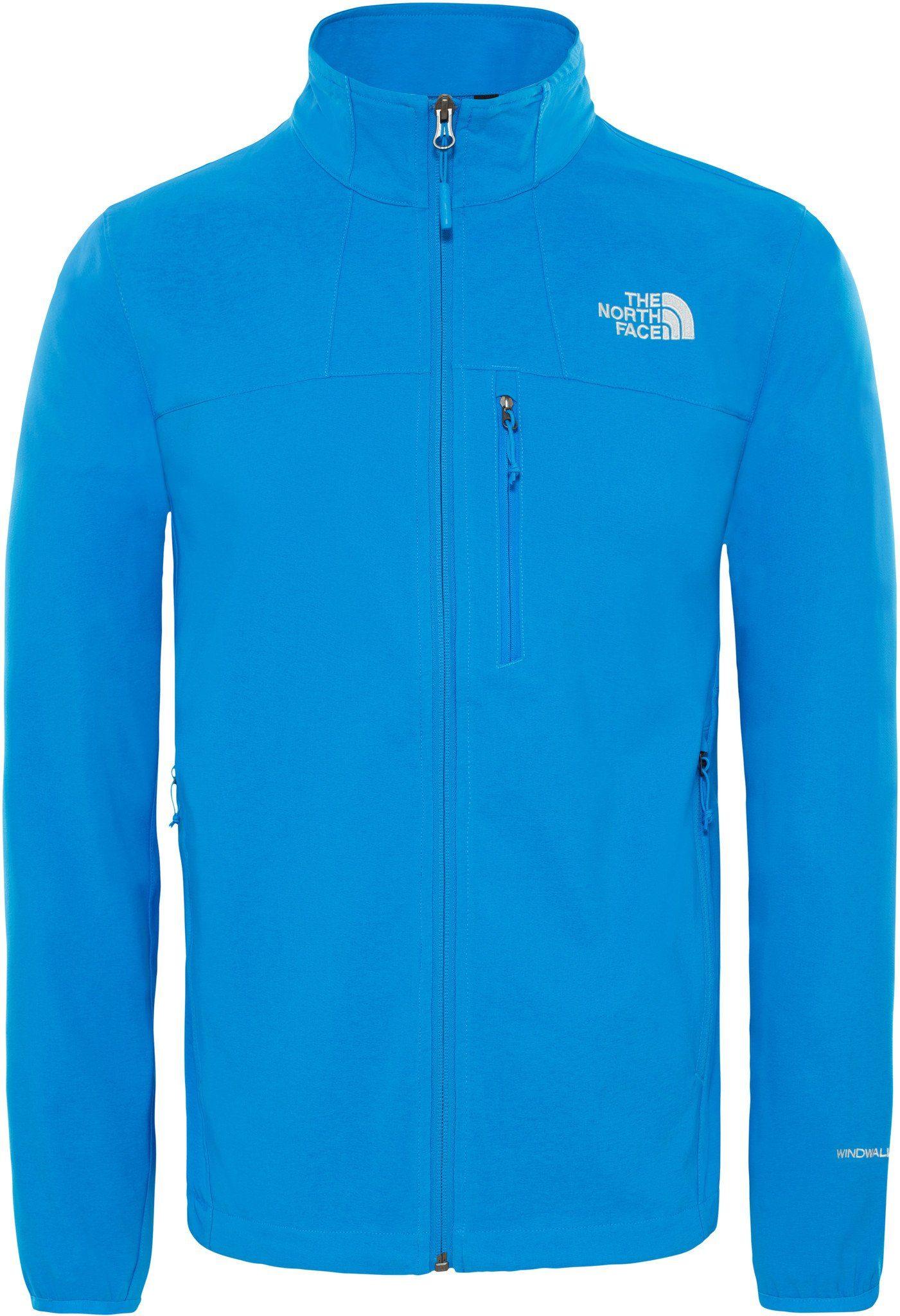 THE NORTH FACE Nimble Outdoorjacke für Herren Blau