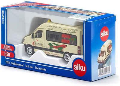 Siku Modellauto »Siku 1938 - Großraumtaxi«