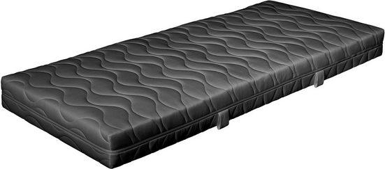 Komfortschaummatratze »Black Diamond Flex«, my home, 20 cm hoch, Raumgewicht: 35, Schwarz ist das neue weiß!