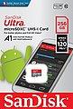 Sandisk »Ultra 256GB microSDXC« Speicherkarte (256 GB, Class 10, 120 MB/s Lesegeschwindigkeit, A1, UHS-I), Bild 2