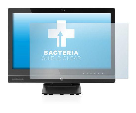upscreen Schutzfolie »für Siemens Gigaset SL910H (längliche Aussparung)«, Folie Schutzfolie klar antibakteriell
