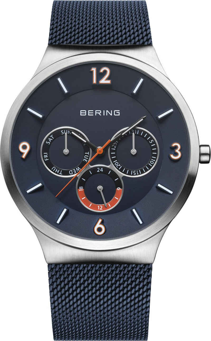 Bering Multifunktionsuhr »33441-307«