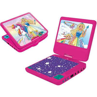 Lexibook® »Barbie - Tragbarer DVD-Player« DVD-Player