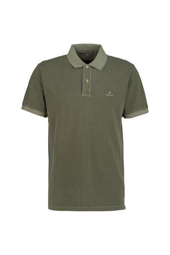 Gant Poloshirt »D2. Sunfaded Pique Ss Rugger«