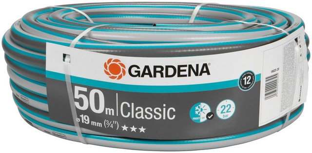 GARDENA Gartenschlauch Classic, 18025-20, 19 mm (3/4