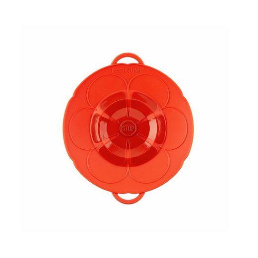 Kochblume Überkochschutz »S (für Töpfe von Ø 14 bis 18 cm)«, Multifunktional