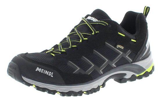 Meindl »Meindl Herren Wanderschuhe Caribe GTX Hiking Schuhe Freizeitschuhe Schwarz« Outdoorschuh