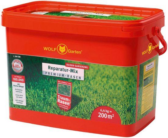 WOLF-Garten Rasensamen »L 200 SM Reparatur-Mix«, 6,4 kg