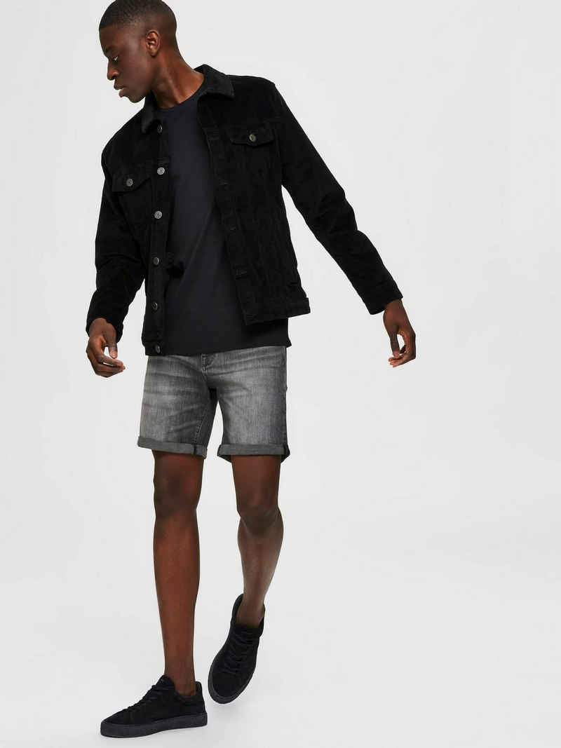 SELECTED HOMME Jeansshorts