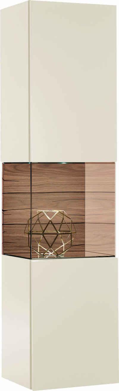hülsta Vitrine »GENTIS« Höhe 213 cm, inklusive LED-Beleuchtung, inklusive Liefer- und Montageservice durch hülsta Monteure