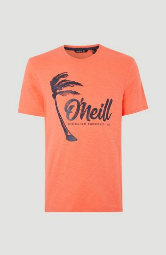 O'Neill T-Shirt »Palm graphic«