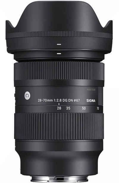 SIGMA »28-70mm f2,8 DG DN (C) für Sony-E« Objektiv