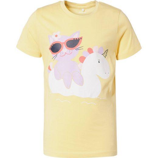 Name It T-Shirt NMFHILLA für Mädchen