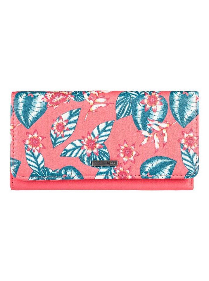 Roxy Brieftasche »Hazy Daze« | Accessoires > Portemonnaies > Brieftaschen | Rosa | Roxy