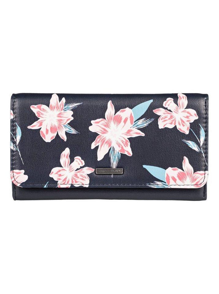 Roxy Brieftasche »Hazy Daze« | Accessoires > Portemonnaies > Brieftaschen | Blau | Roxy