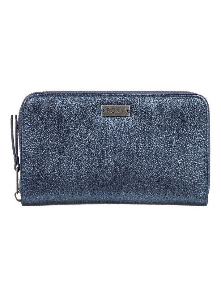 Roxy Brieftasche »Get Down«   Accessoires > Portemonnaies > Brieftaschen   Blau   Roxy
