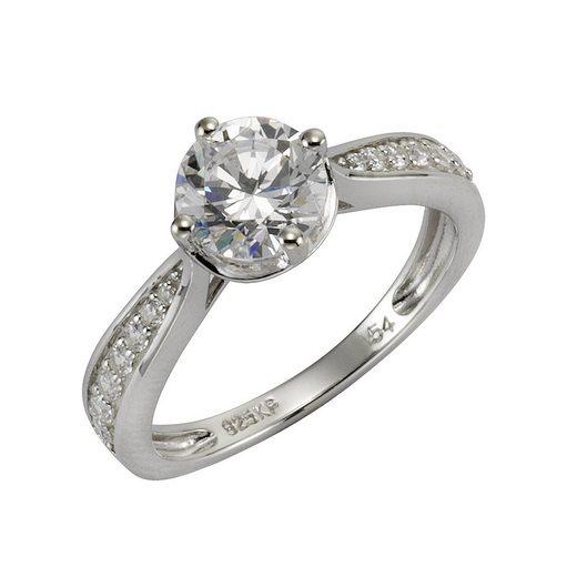 CELESTA Ring »925/- Sterling Silber Zirkonia«