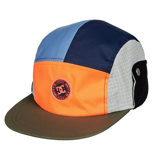 DC Shoes Snapback Cap »Boondocks«