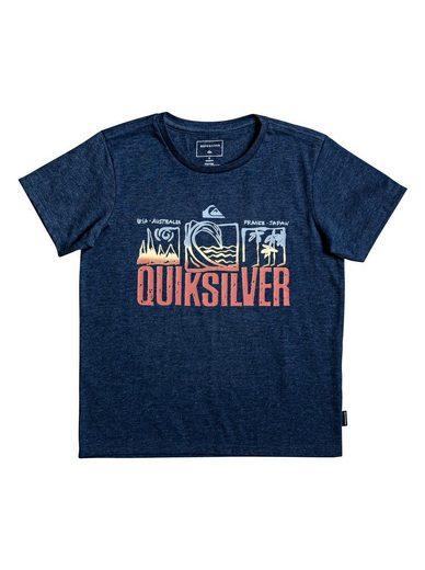 Quiksilver T-Shirt »Tripple Up«