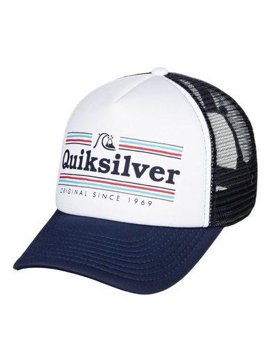 Quiksilver Trucker Cap »Jetty Crocker«