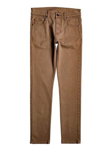 Quiksilver Slim-fit-Jeans »Distorsion Colors«