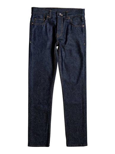 Quiksilver Slim-fit-Jeans »Distorsion Rinse«