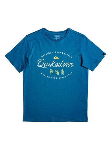 Quiksilver T-Shirt »Wave Slaves«