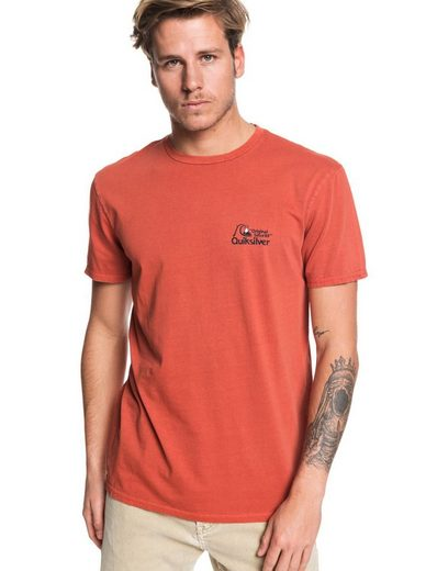 Quiksilver T-Shirt »Bouncing Heart«