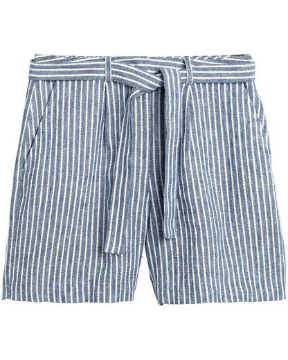 Gant Shorts »Leinenshorts«