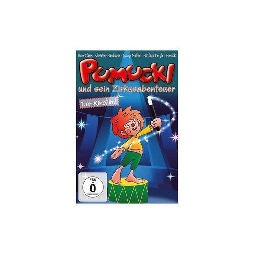DVD Pumuckl und sein Zirkusabenteuer- Der Kinofilm